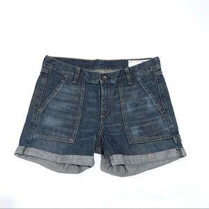 Rag & Bone shorts Sz 25